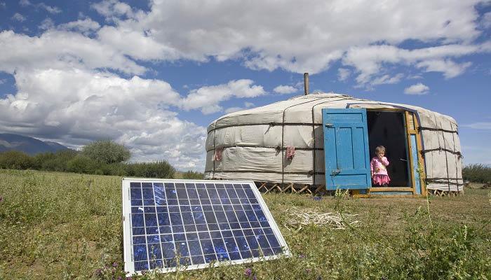 Mål 7: Bæredygtig energi