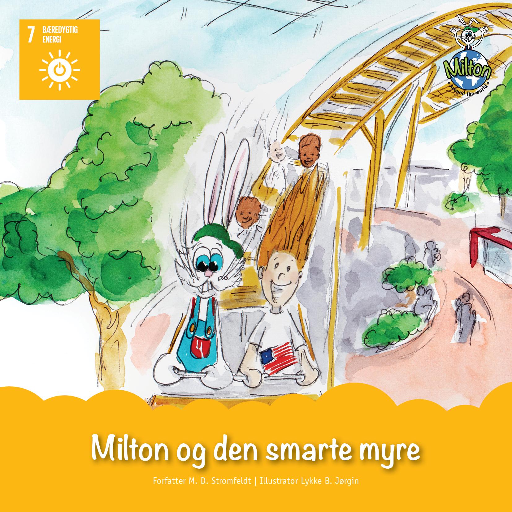 Milton og den smarte myre